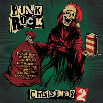 Punk Rock Christmas 2 Various Artists Colored Vinyl Lp Punk Rock Vinyl Artist Artist