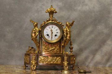 Zegary Kominkowe Antyki Allegro Pl Antique Wall Clocks Classic Clocks Clock