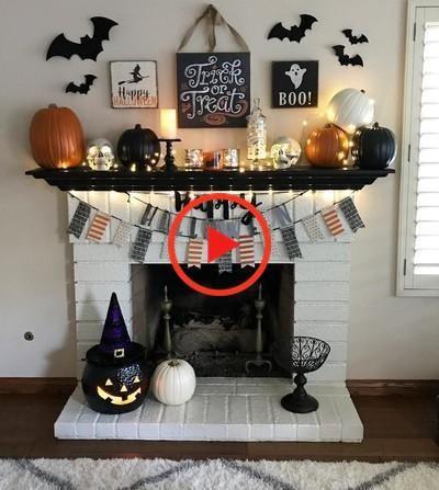 Madewithmichaels In 2020 Dekor Halloween Haus Diy Deko Ideen