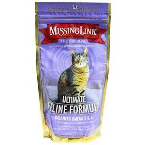 The Missing Link The Original Superfood Supplement Powder Formula For Cats 6 Oz 170 G Cat Supplement Feline Vitamins For Women