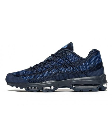 Nike Air Max 95 Ultra Jacquard Royal Navy | Nike air max