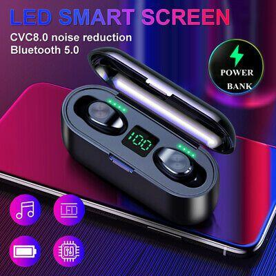Ad Ebay Link F9 Bluetooth 5 0 Headset Tws Wireless Earphones Mini Earbuds Stereo Headphones Stereo Headphones Wireless Earphones Headphones For Sale