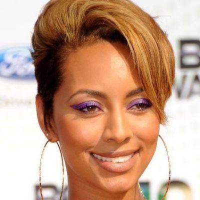 Keri Hilson Hairstyle Celebrity Short Hair Keri Hilson Hairstyles Short Hair Styles African American
