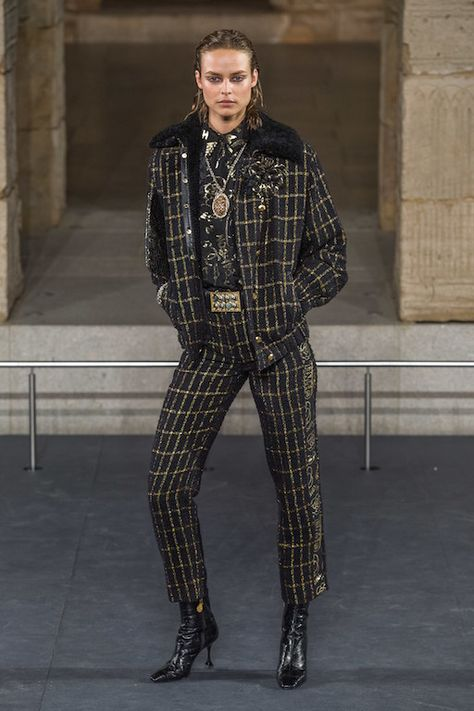 Chanel Pre-Fall 2019 Collection - New York  #chanel #pf19 #prefall2019 #nyfw #ny