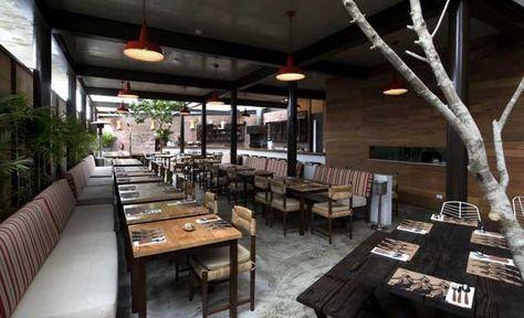 Nuevos Aires Para Comer En Lima Haus Boden Offene Garten Architekt