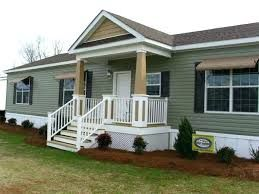 Image Result For Double Wide Trailers With Covered Porch