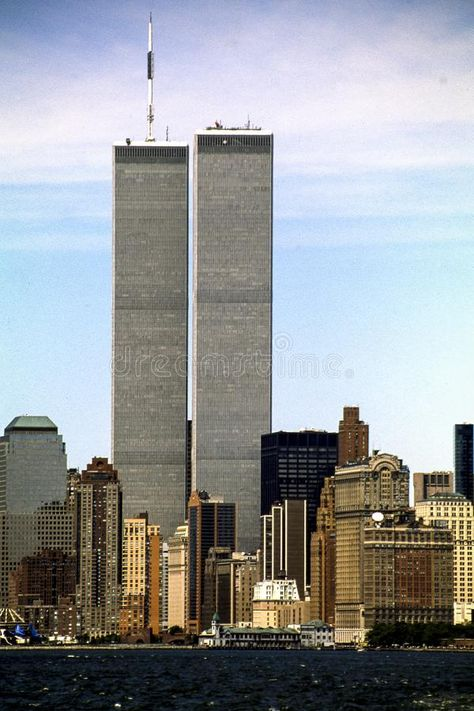 World Trade Center Attack, World Trade Center Nyc, Trade Centre, World Trade Towers, Editorial Photography, Image Photography, Tower Design, Manhattan Skyline, Beautiful Buildings