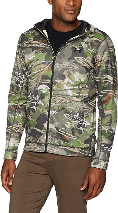 Under Armour Men's Stealth Reaper Early Season Hoodie, Ridge