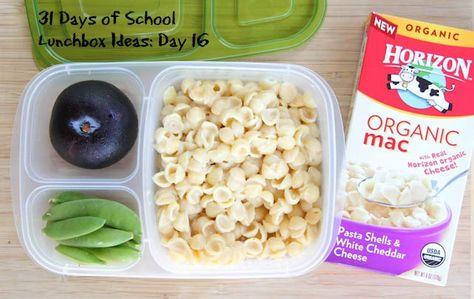 31 Days of School Lunchbox Ideas: Day 16 | 5DollarDinners.com