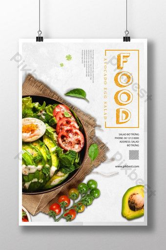 Vietnamese Nutrition Healthy Food Poster Design Psd Free Download Pikbest Food Poster Design Healthy Food Menu Healthy Recipes