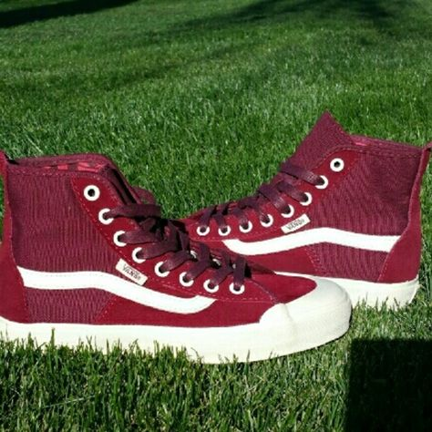 f6f05a539e Selling this Brand New Vans High Tops in my Poshmark closet! My username  is  lb8314.  shopmycloset  poshmark  fashion  shopping  style  forsale  vans   Shoes