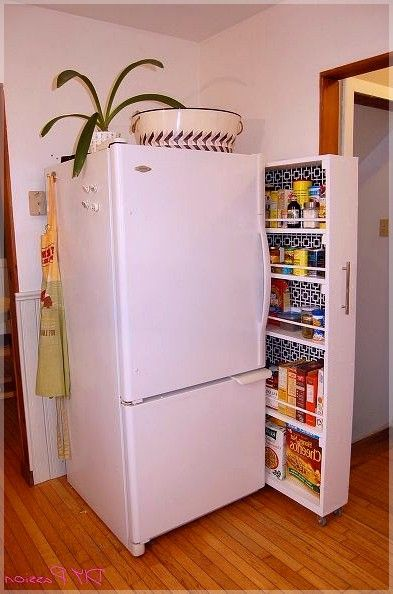 Creative Storage Ideas For A Small Kitchen Small Galley Kitchen