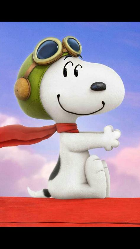 Peanuts movie 2015