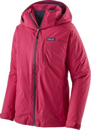 Patagonia Women's Snowbelle 3 in 1 Jacket Craft Pink XL