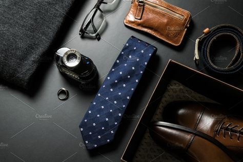 Men's fashion accessories VIII