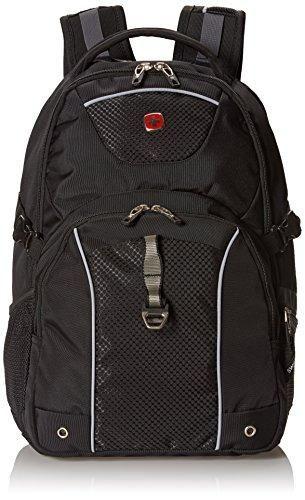 Swissgear Waterproof School Travel Bag Swiss Laptop Backpack Computer Cases Gray