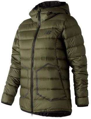 55d8295568d52 New Balance Women's WJ73548 247 Luxe Down Jacket | Products ...