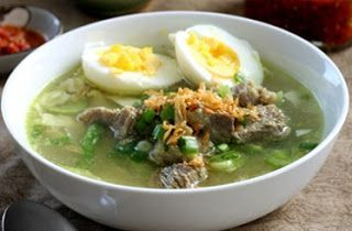 Resep Soto Madura Oleh Iris May Resep Resep Resep Masakan Memasak