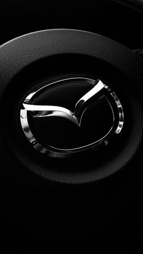 1080x1920 Wallpaper Mazda Steering Wheel Logo Fondos De Pantalla Del Telefono Fotos De Fondo De Pantalla Mazda