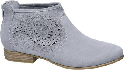 Graceland Botki Damskie Ankle Boot Boots Shoes
