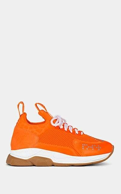 Orange | Versace chain, Versace, Sneakers