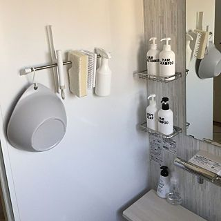 クーポン 風呂掃除スポンジ Qqq キュキュキュ フッキング