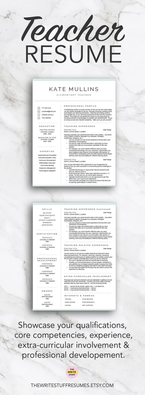 Elegant Black \ White Cover Letter Template Words of Wisdom - campground manager sample resume