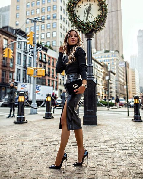 Pretty Street Style To Inspire Yourself - Fashion Looks 2019