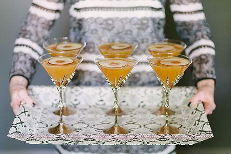 Warm Bourbon Punch / Waiting On Martha