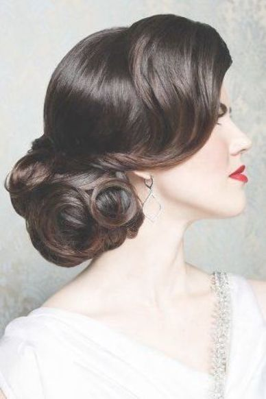 Pin By Elberte Cunningham On Retro Wedding Hairstyles Vintage Wedding Hair Retro Wedding Hair Vintage Hairstyles