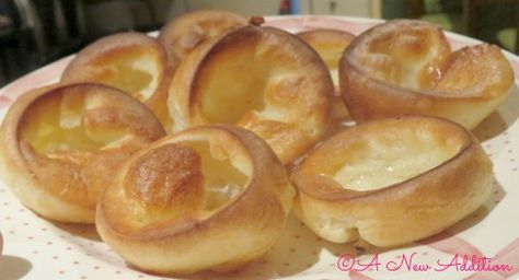 The BEST fool proof Yorkshire pudding recipe!