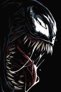 Venom Amoled 4k Wallpaper Deadpool Wallpaper Hd Anime Wallpapers Marvel Wallpaper Hd