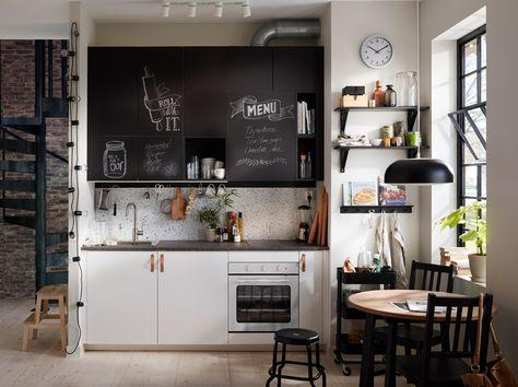 La cucina apre le porte alla creatività | Cucina in muratura ...
