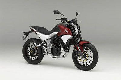 2015 Honda Sfa Concept Top Speed Concept Motorcycles Honda