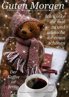 Pin Auf Guten Morgen Winter