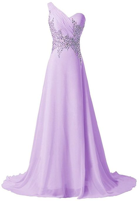 online shopping for Endofjune Chiffon Goddess Long Prom Dress Bridesmaid from top store. See new offer for Endofjune Chiffon Goddess Long Prom Dress Bridesmaid Light Purple Prom Dress, Neon Prom Dresses, Pretty Prom Dresses, Event Dresses, Long Bridesmaid Dresses, Ball Dresses, Nice Dresses, Ball Gowns, Formal Dresses