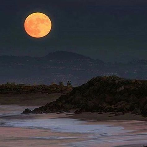 supermoon #Repost @capochino67:@Regrann...