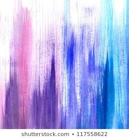 Abstract Watercolor Paint Background In A Textured Art Pattern