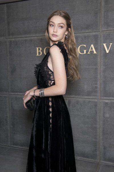 Bottega Veneta, Fall 2018 - The Most Dazzling Hair and Beauty Details From NYFW Fall 2018 - Photos