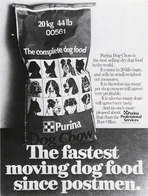 Pin By Graham Cheal On Advertising Things To Come Purina Dog
