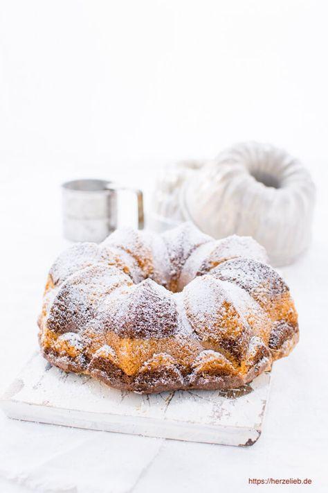 Marmorkuchen Gugelhupf Ohne Backpulver Rezept In 2018 Kuchen
