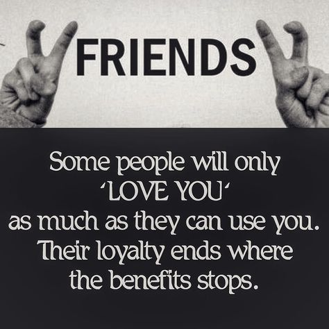 friends Fake Friends - New lesson of...