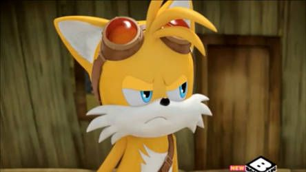 Tails The Fox By Tanyatackett Sonic Sonic Heroes Sonic Boom Tails