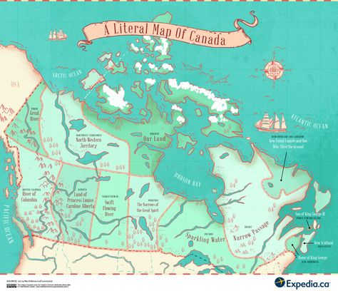 Map Of Canada On Globe.Pin By Curtis On Infographics Map Canada Map Globe