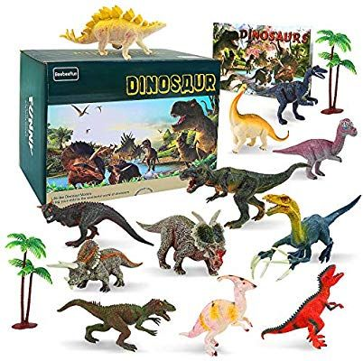 Kids Toy Plastic Simulation Animal Model... Zmoon Educational Dinosaur Toy