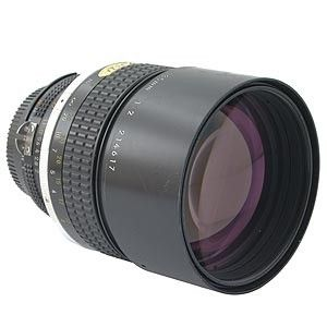 Nikon Nikkor 135mm F 2 Ais Manual Focus Lens 72 Nikon 135mm Nikon Manual Focus