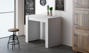 Extendable Small Or Medium Dining Console Table In Choice Of