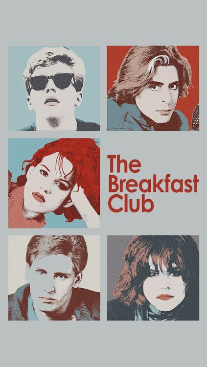 breakfast club lockscreen   Tumblr