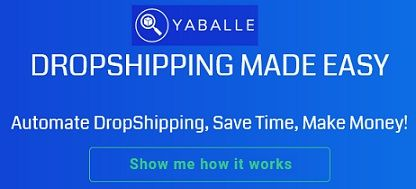 Yaballe Review Coupon Code And Promo Code On Helpineedhelp Com Profitable Online Business Online Entrepreneur Drop Shipping Business