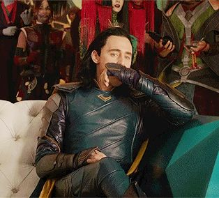Waiting for Ragnarok | Loki Laufeyson !( My hubby ♡♡ ) | Loki